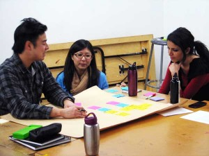 Design For Social Change - brainstorming